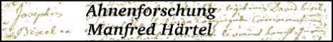 Vorfahren von Manfred Härtel, vorwiegend aus dem Raum Darmstadt. Ferner eine umfangreiche genealogische Link-Liste.